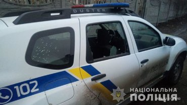 Под Киевом  полицию  обстреляли из ружья. Копы бьют тревогу - ФОТО - фото 1