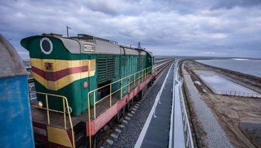 Из-за поезда из РФ в Крым санкций не будет - фото 1