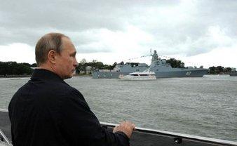 Путин снова прибыл в оккупированный Крым: Названа причина - фото 1