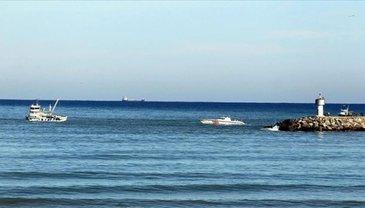 Рыболовецкое судно затонуло - фото 1