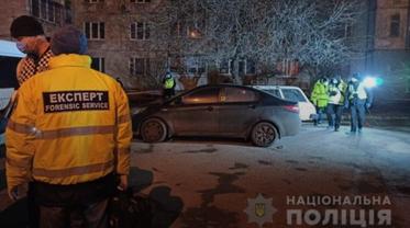 В Харькове расстреляли предпринимателя - фото 1