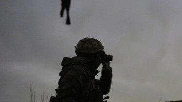На Донбассе погиб боец ВСУ - фото 1