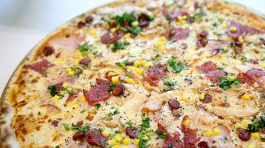 """Пицца в """"Мистер Кэт"""" пользуется особой популярностью среди киевлян - фото 1"""