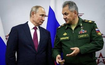 Верный служака Путина - фото 1