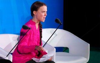 Грета Тунберг - самый известный в мире борец за экологию - фото 1