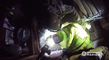 Спецназ задержал банду, которая грабила дома в Днепропетровской области - фото 1