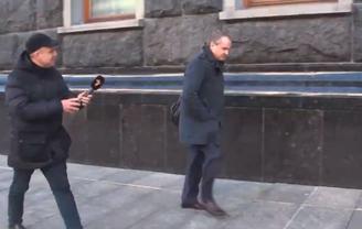 """Андрей Хрипунов """"всплыл"""" в Офисе президента - фото 1"""