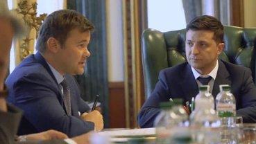 К Зеленскому и Богдану шарятся недолюстрированные рыги и сомнительные бизнесмены - фото 1