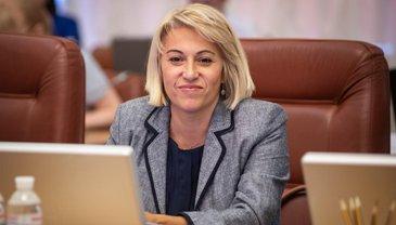 Алена Бабак стала первым министром, которую уволили из Кабмина Гончарука - фото 1