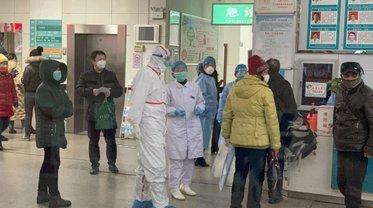 В Китае за сутки зафиксировали почти 4 тысячи зараженных коронавирусом - фото 1