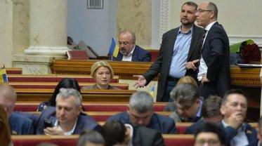Вятрович и коллеги внесли в Раду законопроект против российских сериалов в маршрутках  - фото 1