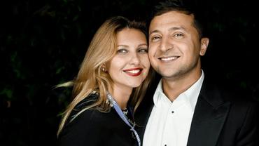 """""""Мое счастье – это ты"""": Зеленский ярко поздравил свою жену с днем рождения  - фото 1"""