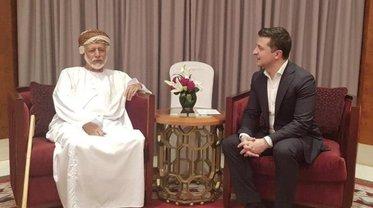 Поездка Зеленского в Оман никак не связана с государственными делами - фото 1