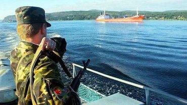 Захват украинского корабля ФСБ: Полиция открыла дело - фото 1