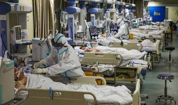В тяжелом состоянии в Китае находятся 11 тысяч человек - фото 1