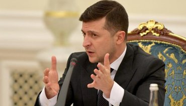 """Зеленский не готов отказаться от своих """"мирных идей"""" - фото 1"""