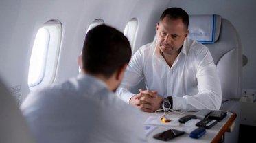 Андрей Ермак внес в е-декларацию бизнес с российскими бенефициарами - фото 1