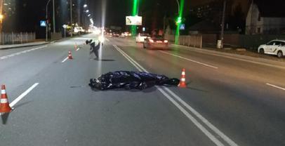 Под Киевом офицер полиции задавил двух человек - ФОТО - фото 1