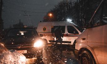 В Днепре стреляли в бизнесмена, полиция объявила охоту на преступников – ФОТО, ВИДЕО  - фото 1