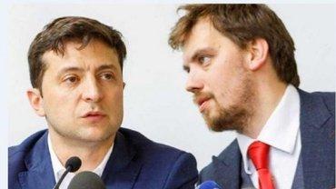 Зеленский еще не решил судьбу Гончарука – СМИ - фото 1