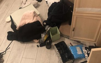 В Киеве ограбили квартиру Василины Аполлинарии - фото 1