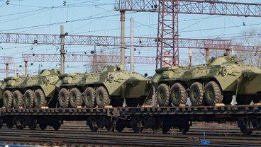 Русские продолжают усиливать свои мощности на границе с Украиной - фото 1