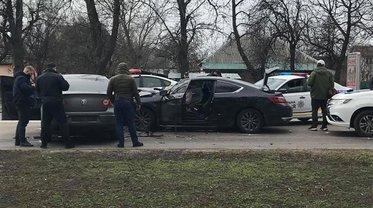 Бориспольского гонщика удалось задержать - фото 1