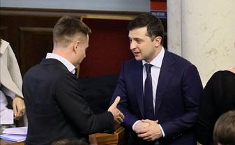 Алексей Гончаренко знает, как вывести из себя президента - фото 1
