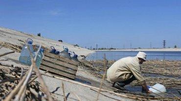 Оккупанты Крыма отказались пить украинскую воду  - фото 1