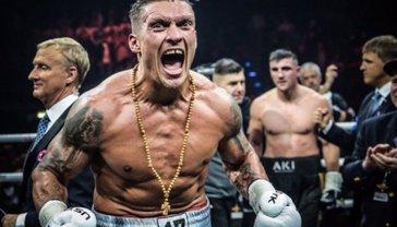 Александр Усик отказался от украинского имени – скандальное ВИДЕО - фото 1
