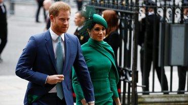 Гарри сбежал из королевской семьи - фото 1