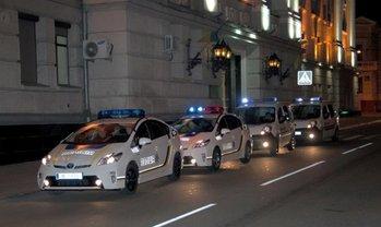 В Харькове топовых полицейских избили прямо у главка - фото 1