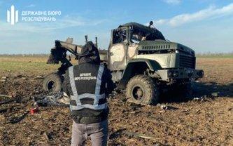 На Херсонщине взорвался грузовик ВСУ: Названа причина - фото 1