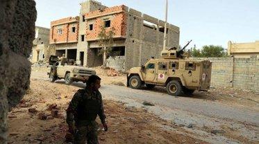 Русские переходят все границы в Ливии - фото 1