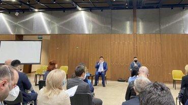 Саакашвили игнорирует пандемию - фото 1