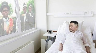 Ким Чен Ын гибридно умер - фото 1