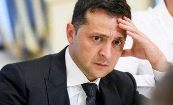 Зеленского готовы поддержать лишь 42 % украинцев  - фото 1