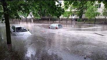 Киев снова затопило - фото 1