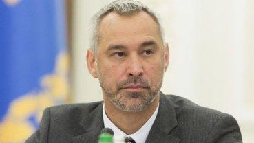 CАП открыла дело на Рябошапку: В чем он заподозрен?  - фото 1