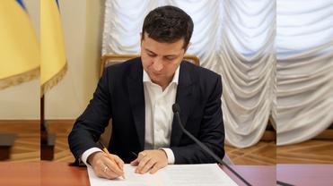 """Зеленский назначил главой РГА """"регионала"""" - фото 1"""