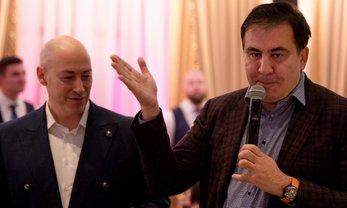 """""""Патриот Украины!"""": Саакашвили защитил Гордона за интервью с русским боевиком - фото 1"""