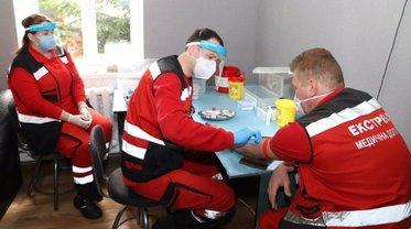 Киевских врачей наконец-то начали тестировать на антитела к COVID-19 - фото 1