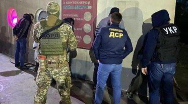 Устроившие покушение на наркобарона киллеры задержаны в Одессе - фото 1