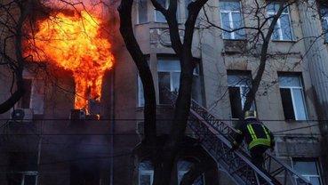 Пожар в Одесском колледже: Суд отпустил подозреваемого  - фото 1
