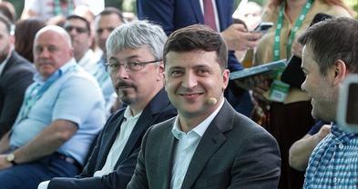 Александр Ткаченко и тени президента - фото 1