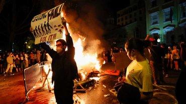 Бунты в США разрешить мирно вряд ли удастся - фото 1