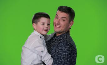 Артем Топчий и его сынуля приглашают посмотреть 1 выпуск - фото 1