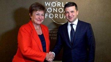 Зеленский договорился с МВФ о большом кредите - фото 1