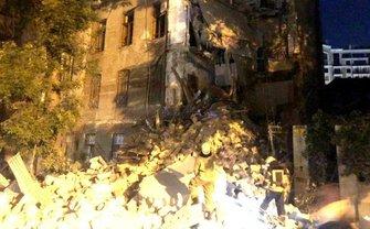 В Одессе рухнул дом, чиновники обвиняют жильцов (ФОТО) - фото 1