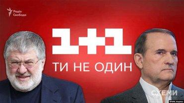 """""""1+1"""" рассказали о своих связях с Медведчуком - фото 1"""